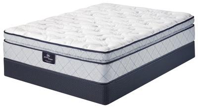 Serta Perfect Sleeper Lockland Super Pillow Top Mattress