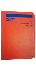 Sokkia Binder 815370 Stiff Cover 50 page