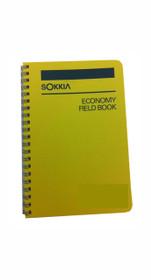 Sokkia Field Book Spiral Bound (4 1/2 x 7 1/4 in.) 815205