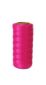 Keson PT545 String Line Twisted Nylon Pink 545 ft.
