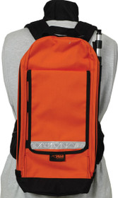 SECO Large GIS Backpack with Cam-Lock Antenna Pole 8125-11-ORG