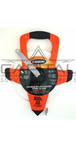 Keson Tape NyClad 300 ft 8ths Zero End of Hook w/ Speed Rewind NRS18300