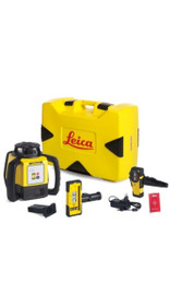 Leica Rugby 620 Rotary Laser Level Package(s)