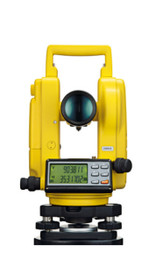 GeoMax ZIPP02 2-Second Digital Theodolite 789310
