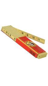 Folding Ruler - Tenths/Inches