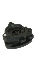 SECO High-Precision Non-Optical Plummet Tribrach 2153-06-BLK