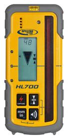Spectra Precision HL700 Laserometer