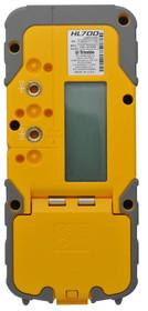 Spectra Precision HL700 Laserometer Back