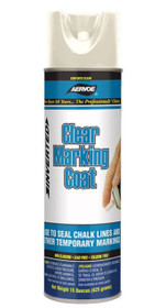 Aervoe Clear Marking Paint (single can)