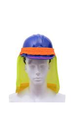 Hard Hat Mesh Sun Shield