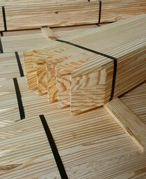 Wood Lath 3/8 x 2 x 48, Pointed (50 per bundle)
