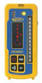 Spectra Precision RD20 Wireless Remote Display