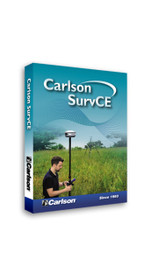 Carlson Software SurvCE Basic 5.0 (Contains TS Only)