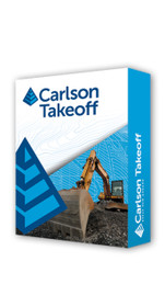 Carlson Takeoff with embedded AutoCAD (OEM)
