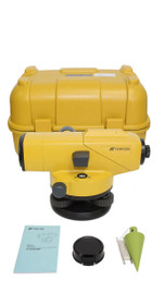 Topcon AT-B3A 28x Automatic Level 1012379-03