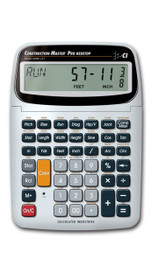 Calculated Industries 44080 Construction Master Pro DT Calculator