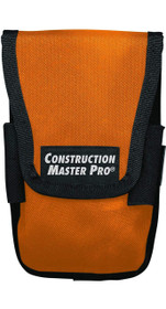 Calculated Industries 5010-BB1 Soft Tool Belt Case, Orange/Black