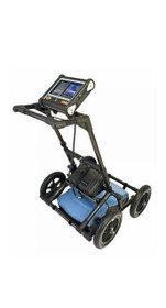 RadioDetection RD1500 Utility Ground Penetrating Radar