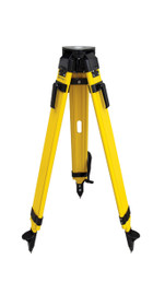 SitePro WDF20 WOOD/FIBERGLAS QUICK-CLAMP TRIPOD