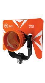 SitePro 0/-30mm N2 Prism System, Orange
