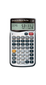 Calculated Industries Construction Master Pro Trig 4080 Calculator