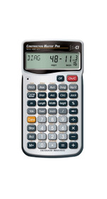 Calculated Industries Construction Master Pro (Handheld) 4065