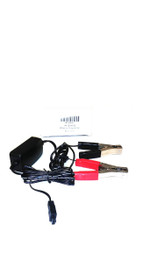 Spectra Precision Q104802 Charger with Alligator Clips for DG Pipe Laser