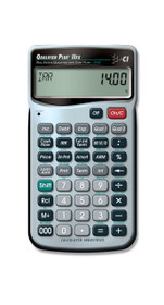 Calculated Industries 3430 Qualifier Plus IIIFx Calculator