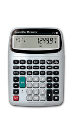 Calculated Industries 43430 Qualifier Plus IIIFX Desktop Calculator