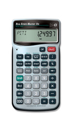 Calculated Industries 3405 Real Estate Master IIIx Calculator