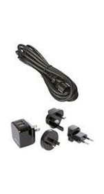 Spectra Geospatial 670101-11 AC Adapter Cable w/ Plugs for ST10 Tablet Data Collector