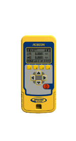 Spectra Precision RC603N Remote Control for UL633N Grade Laser