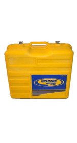 SPECTRA PRECISION 1281-0690S LASER CARRYING CASE FOR DG511 AND DG711 PIPE LASERS