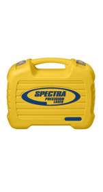 SPECTRA PRECISION Q103598 SMALL PROTECTIVE CARRYING CASE FOR GL412, GL422 AND LL400 SERIES LASERS