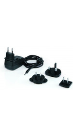 Leica 790511 Charger with Worldwide Adapters for Lino L360 Line Laser