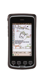 Spectra Precision T41 Data Collector