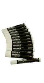 White Dixon Lumber Crayons (Box of 12)