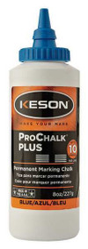 Keson 8oz. Chalk Refill - Blue