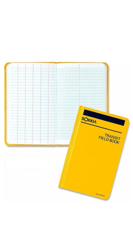 Sokkia Transit Field Book  (4 1/2 x 7 1/4 in.) 815200