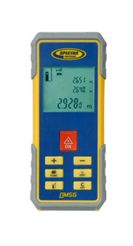 Spectra Precision QM55 Laser Distance Meter