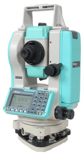 Nikon NPL-322+ Series Total Station (Reflectorless)