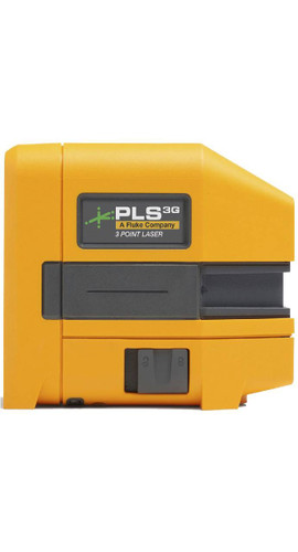 Pacific Laser Systems PLS 3G Green Beam 3-Point Laser Level