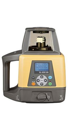 Topcon RL-200 2S Dual Slope Rotary Laser Level