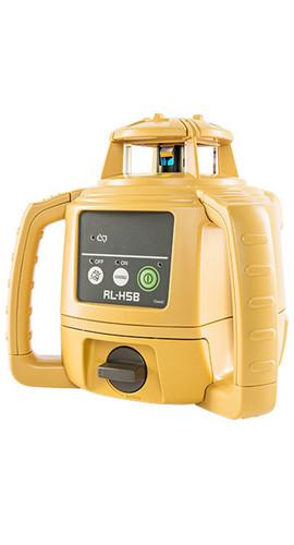 Topcon RL-H5B DB Alkaline Horizontal Laser Level with LS-80L Receiver