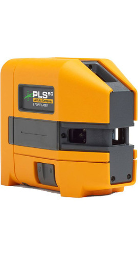 Pacific Laser Systems PLS 5G Green Beam 5-Point Laser Level