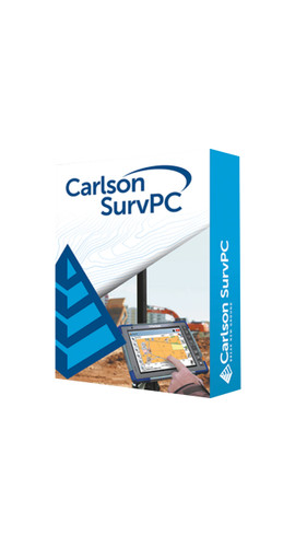 Carlson SurvPC Basic (for Total Station)
