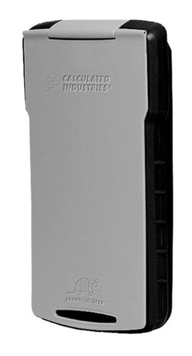 Calculated Industries 5022-2 Armadillo Case - Black/Gray