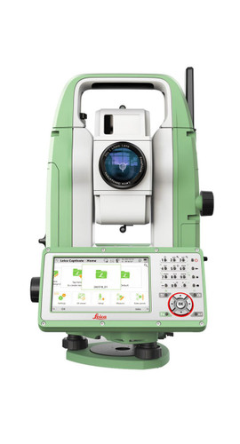 Leica TS10 Manual Total Station