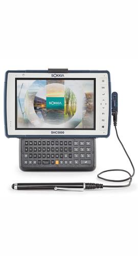 Sokkia SHC5000 Landscape Keyboard accessory
