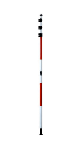 Seco 15 ft Ultralite Prism Pole with TLV Lock - 5540-30